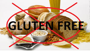 Gluten Free is our new normal – a look at our first week of schools lunch menu